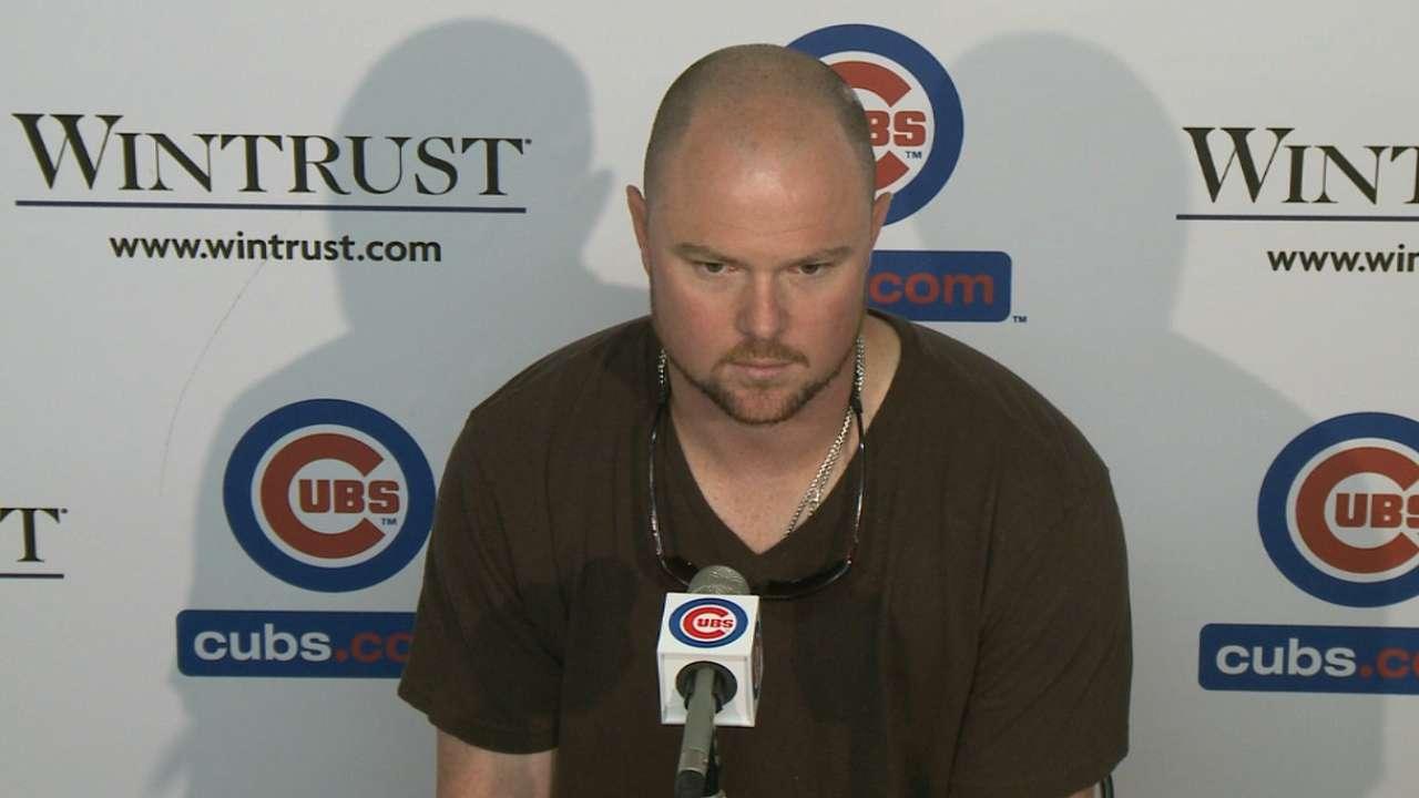 Lester on win over Giants