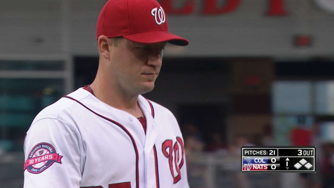 Zimmermann's excellent outing