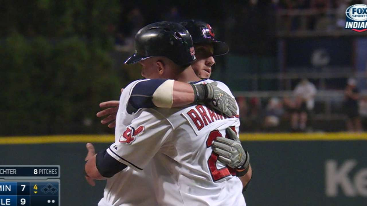 Tribe's offense puts up impressive fight