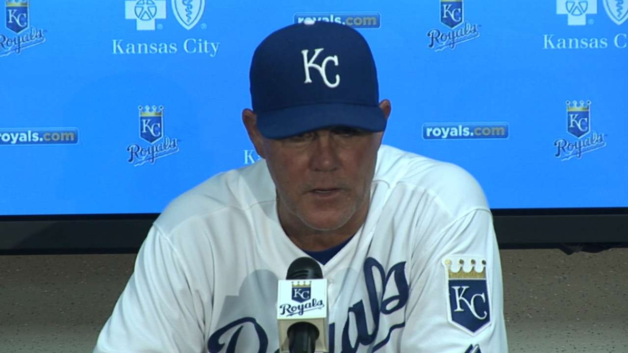 Yost on Volquez, 3-2 win