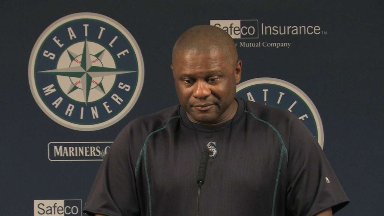 McClendon on Mariners' 4-3 win