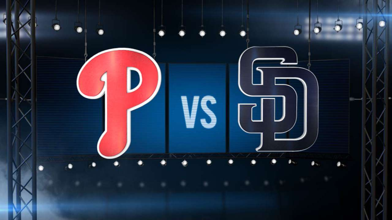ICYMI: Padres pound out 11 in 12, fall in opener