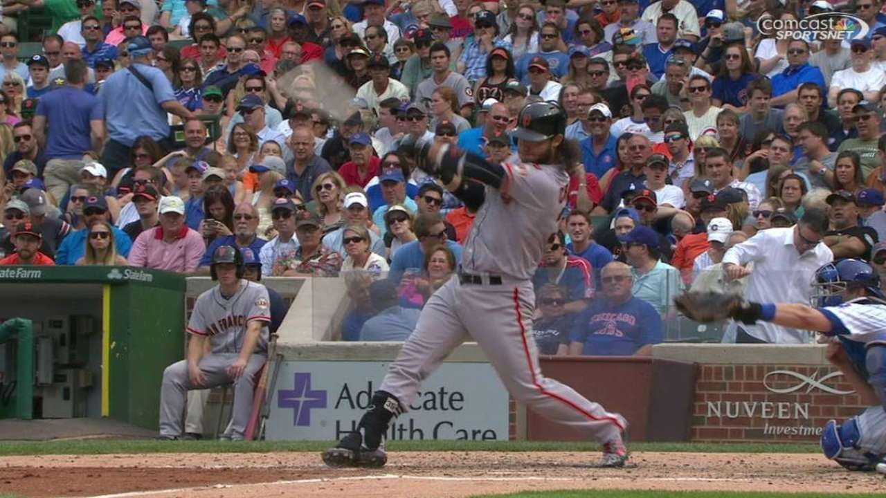 Crawford's game-tying double