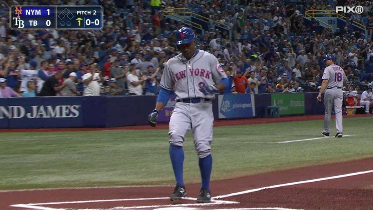 Granderson's solo home run