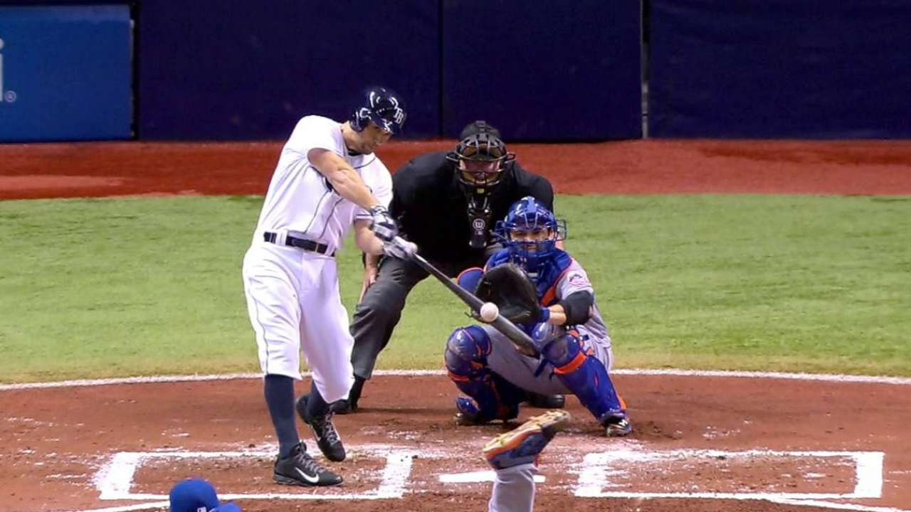 Sizemore's homer helps Rays rally past Mets