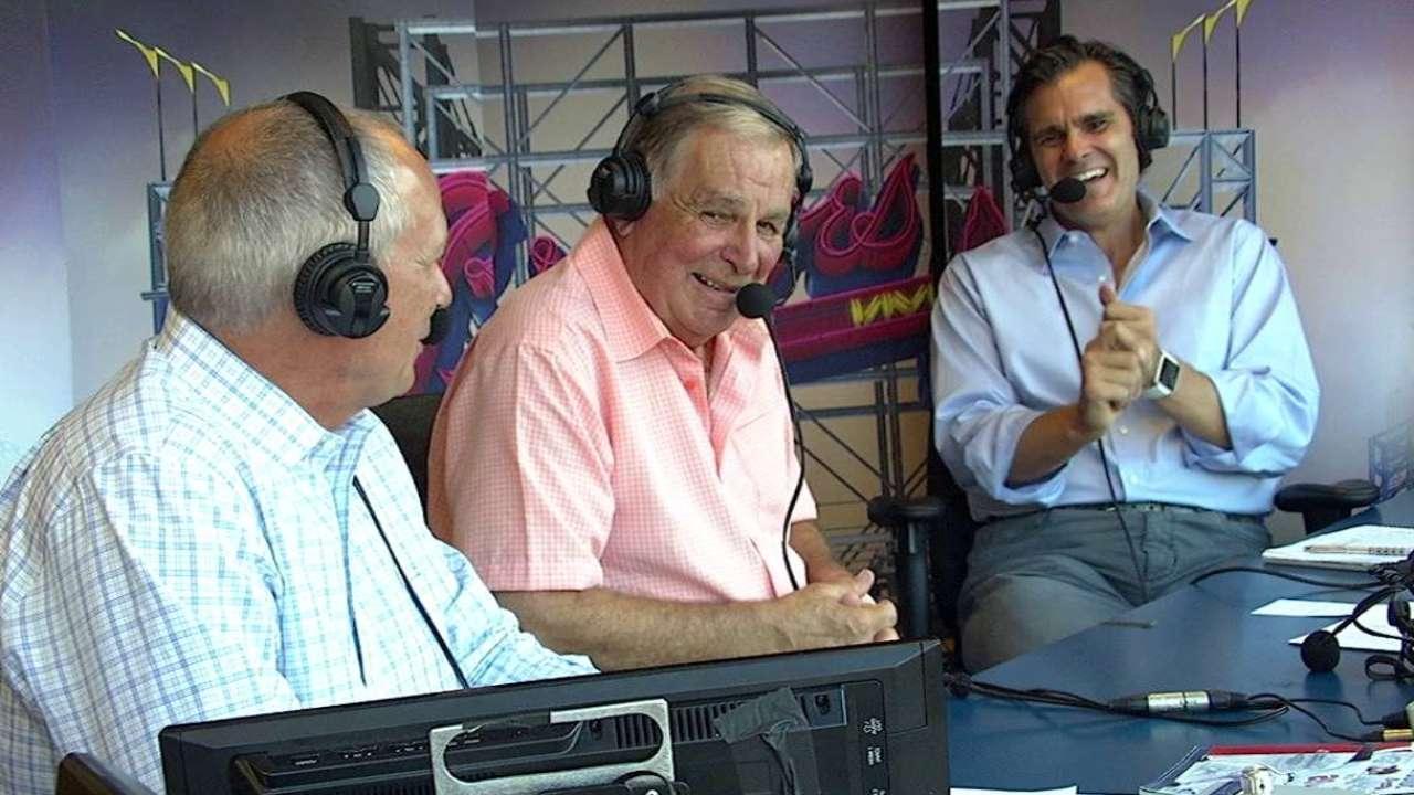 Cox, Braves enjoy baseball partnership for life
