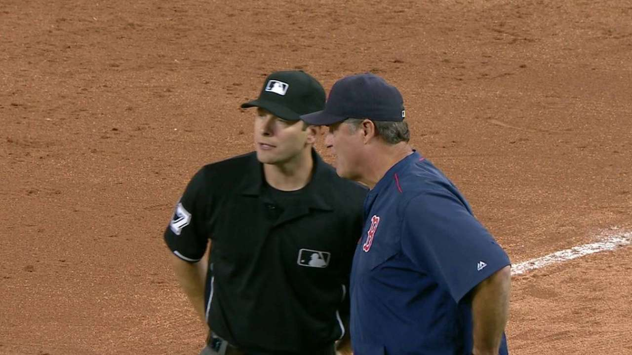 Call overturned in the 8th