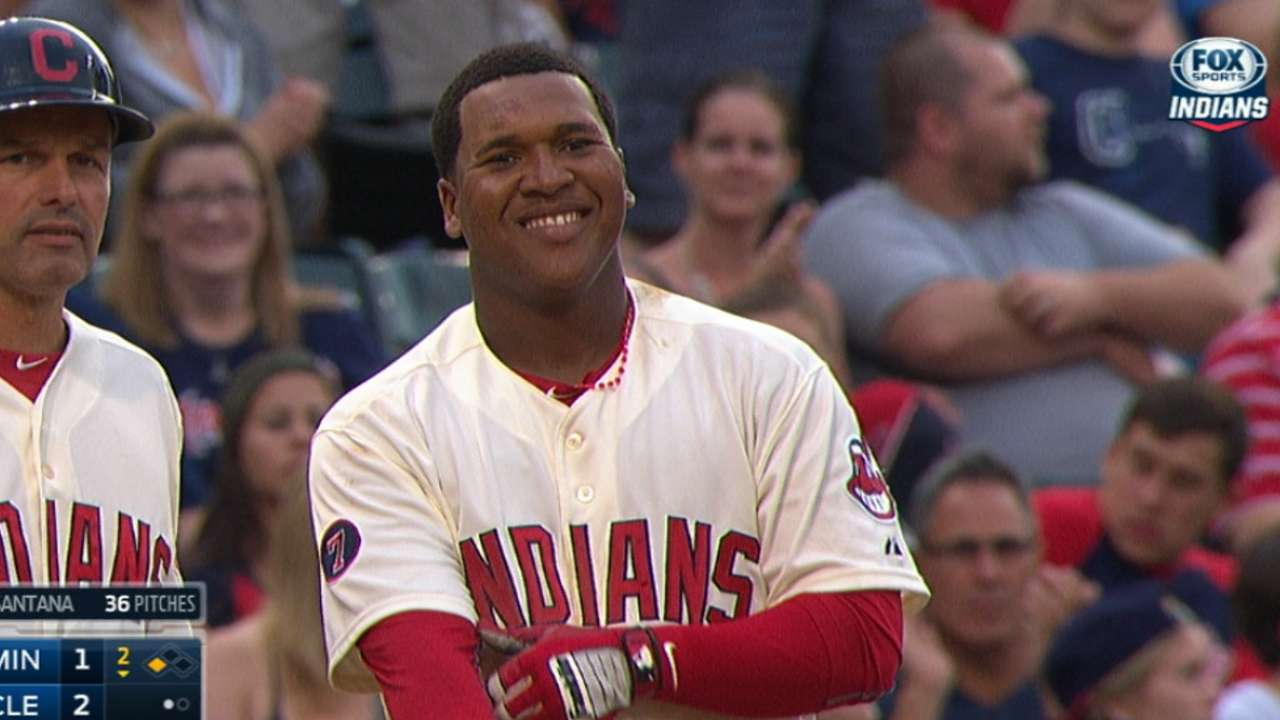 Ramirez's three-hit game