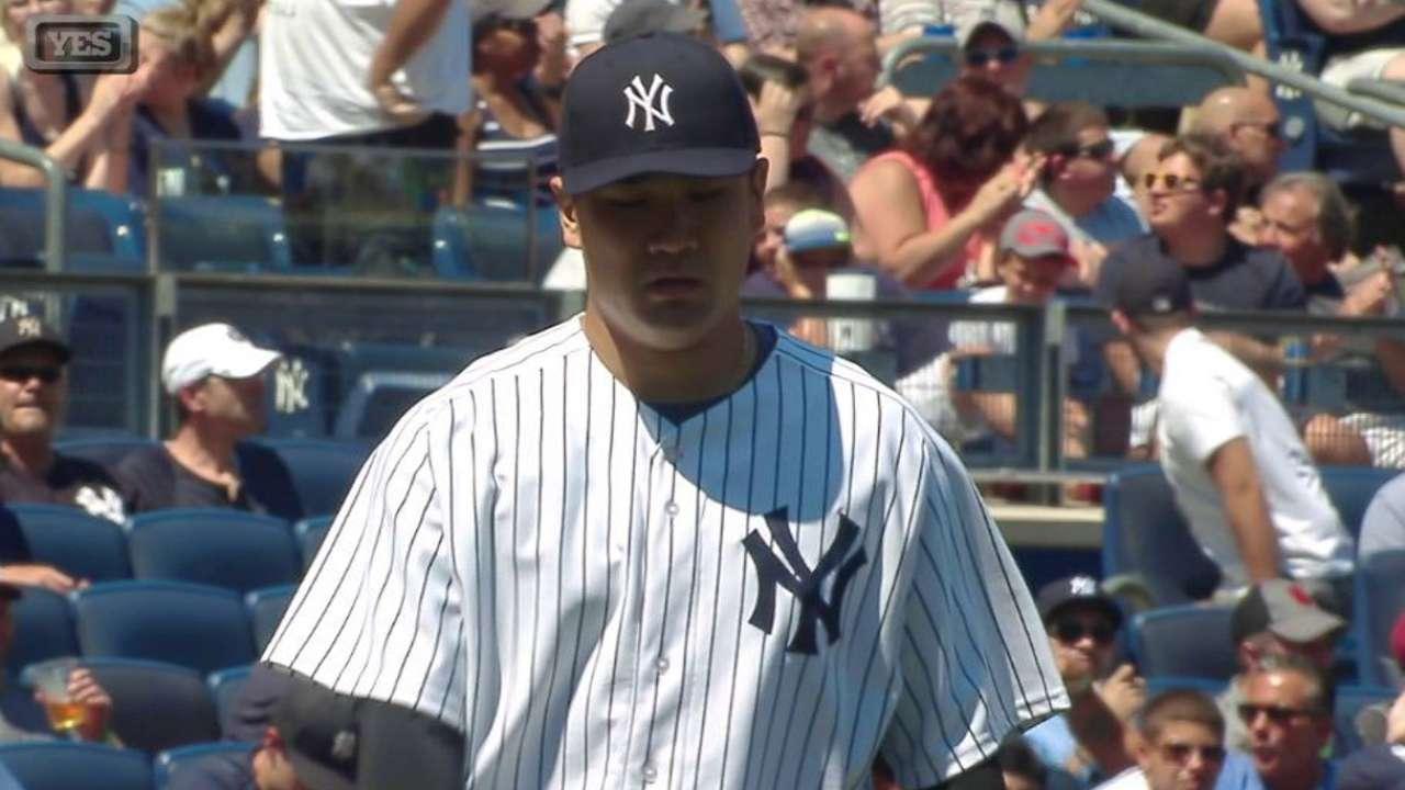 Tanaka's nice play