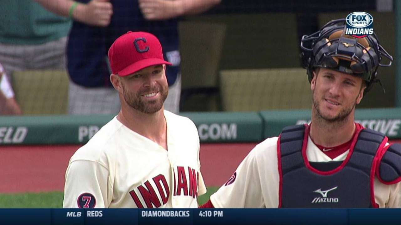 Kluber building quiet Cy Young case