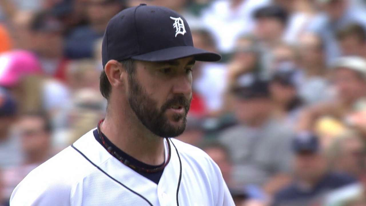 Verlander upbeat despite taking tough loss