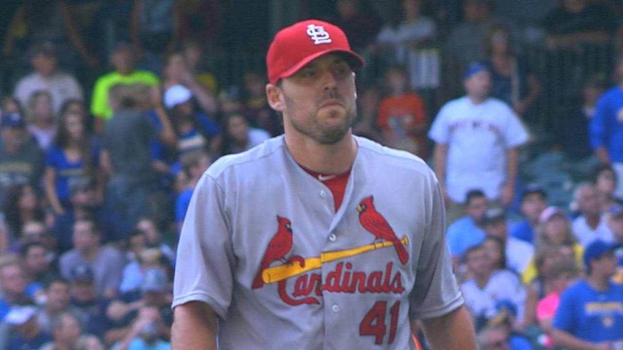 Lackey's solid outing