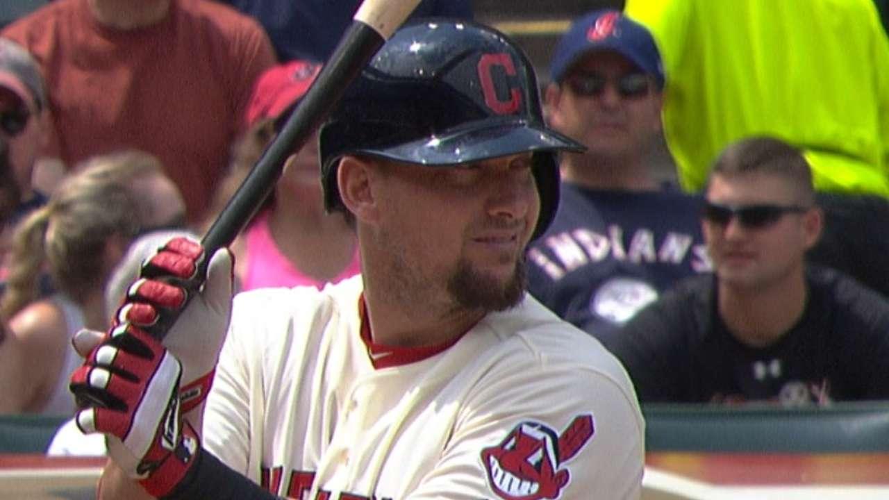 Johnson's four-hit game