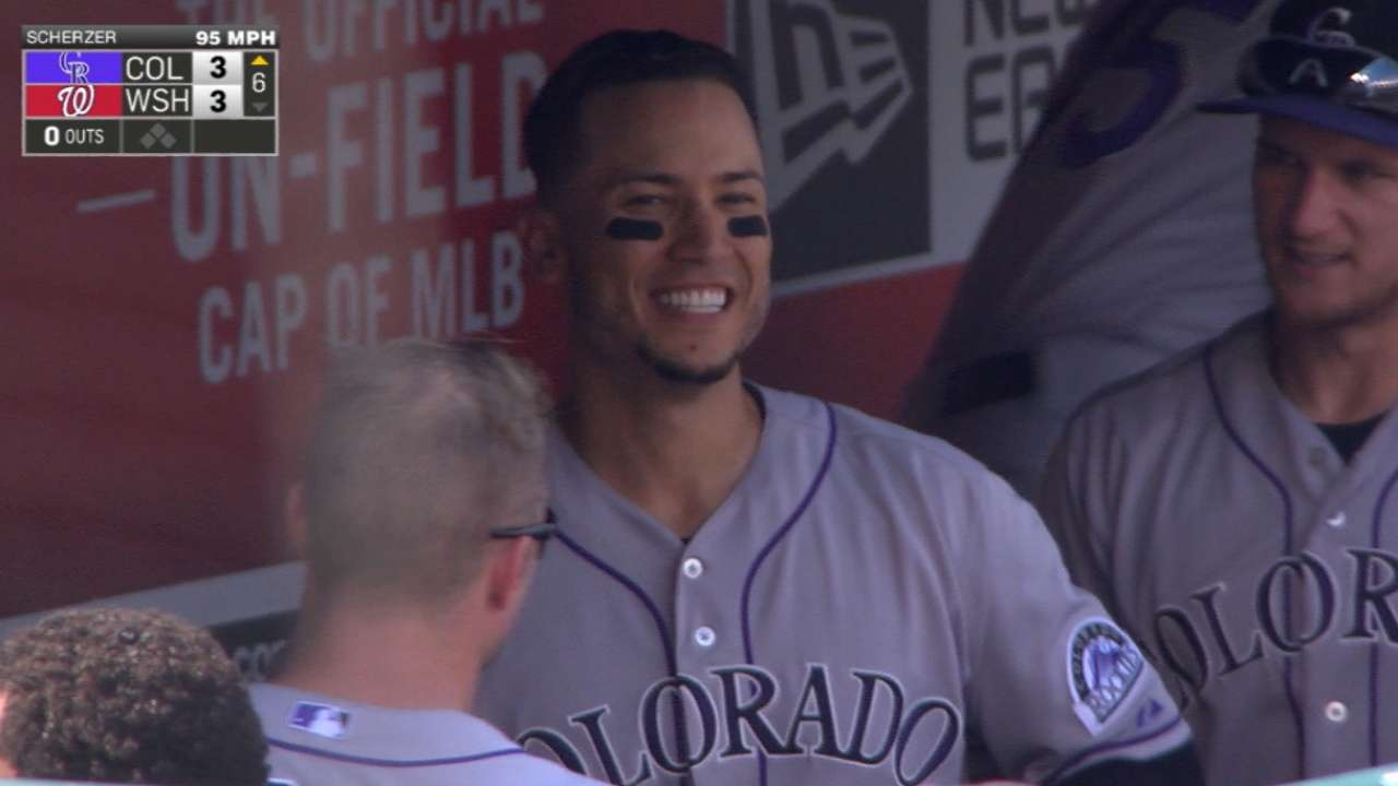 Must C: CarGo homers twice