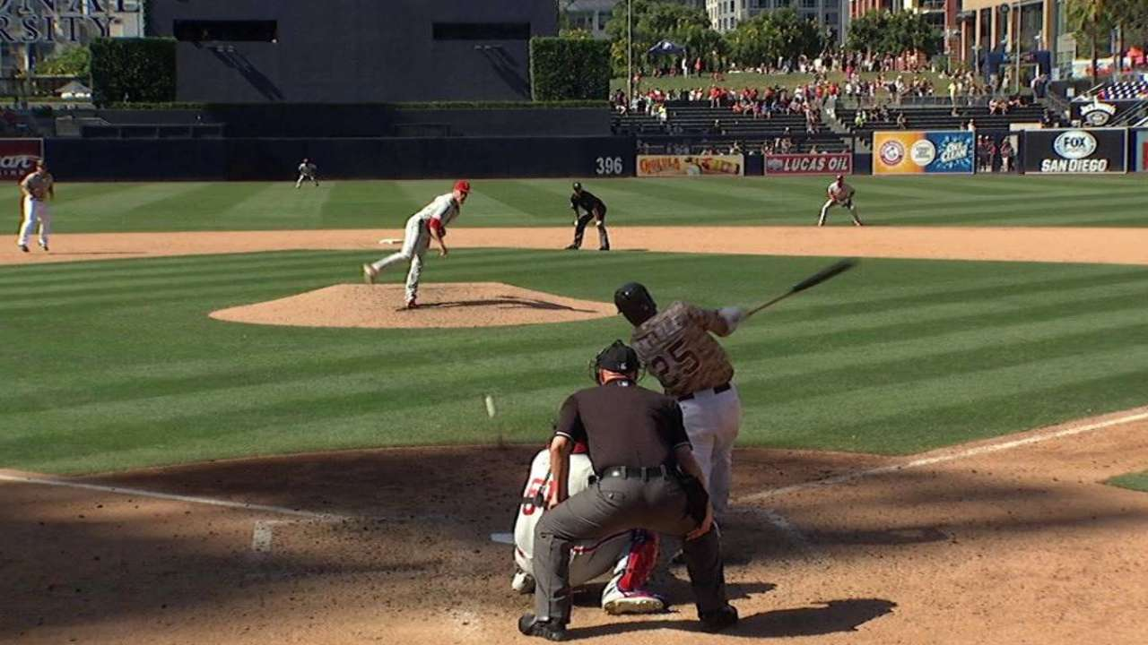 ICYMI: Padres' efforts for naught as Phils take series