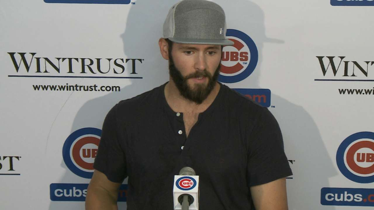 Arrieta's emergence mirrors Cubs' rise