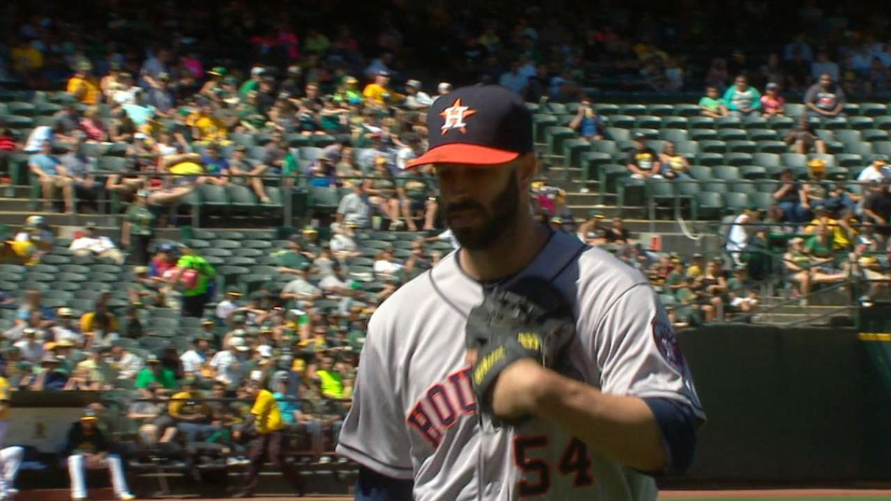 Fiers' strong outing