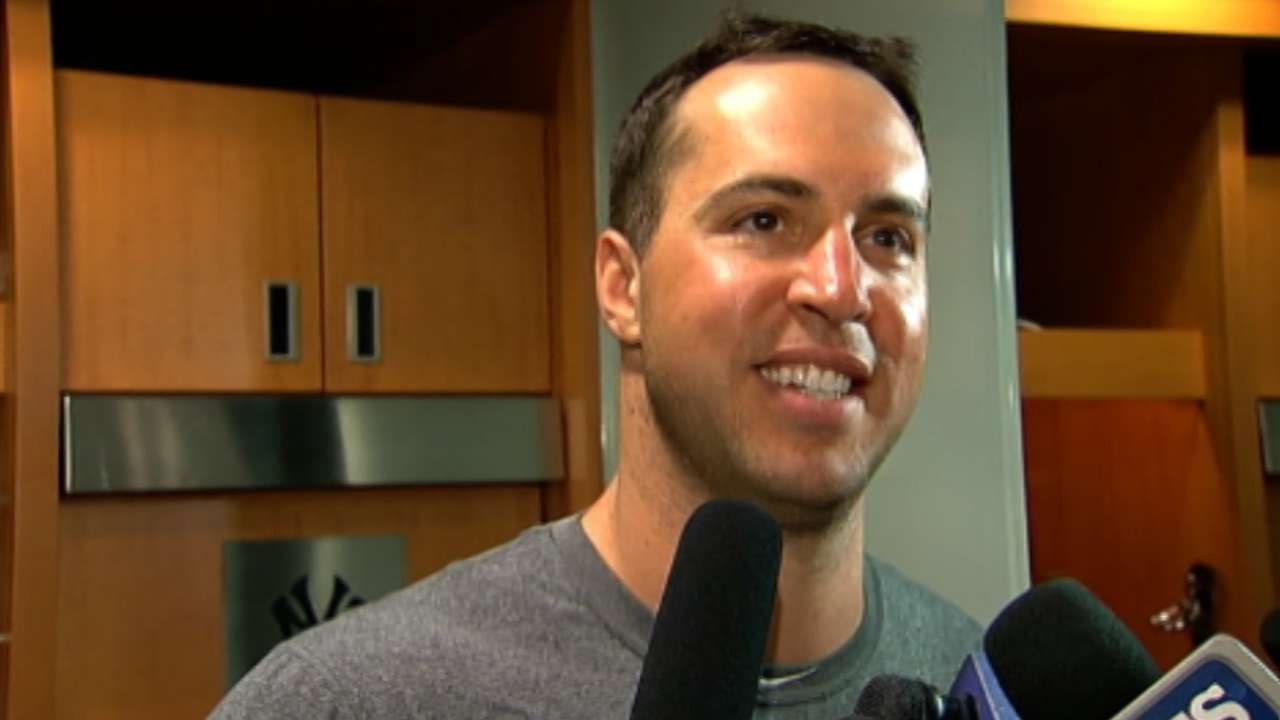 Teixeira on fan interference