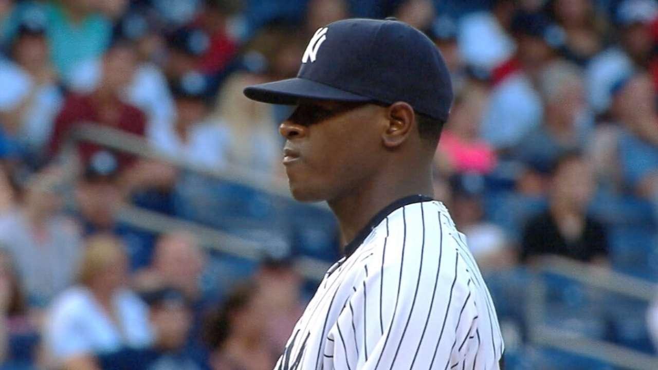 The Yankees' upcoming week