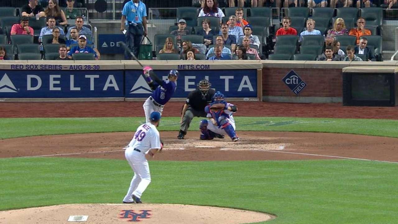 CarGo's two-run homer