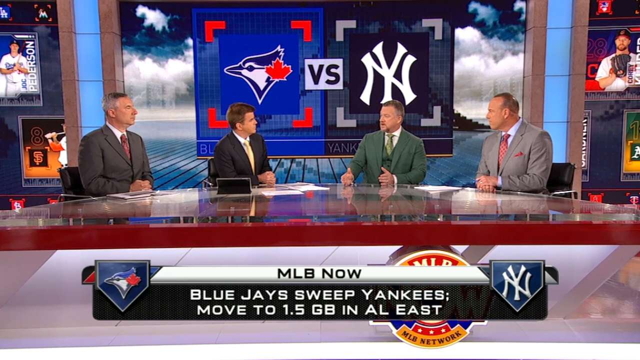 Playoff run by Blue Jays would show parity is thriving