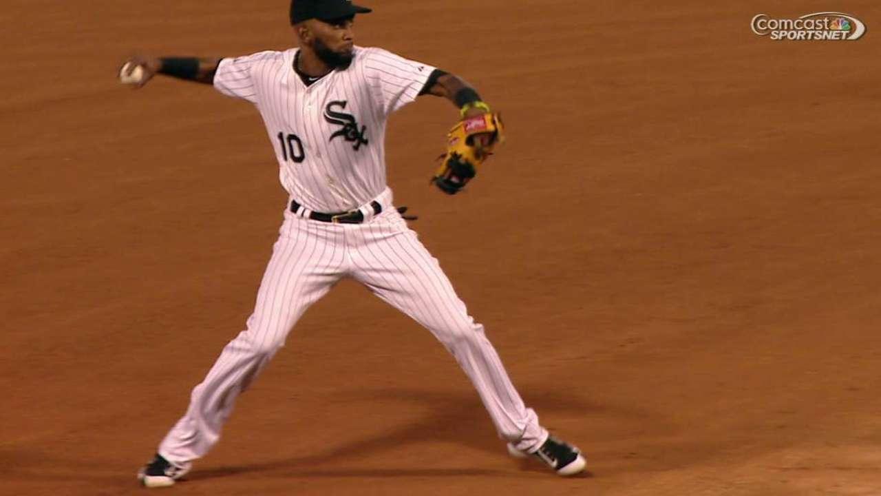 Ramirez's barehanded play
