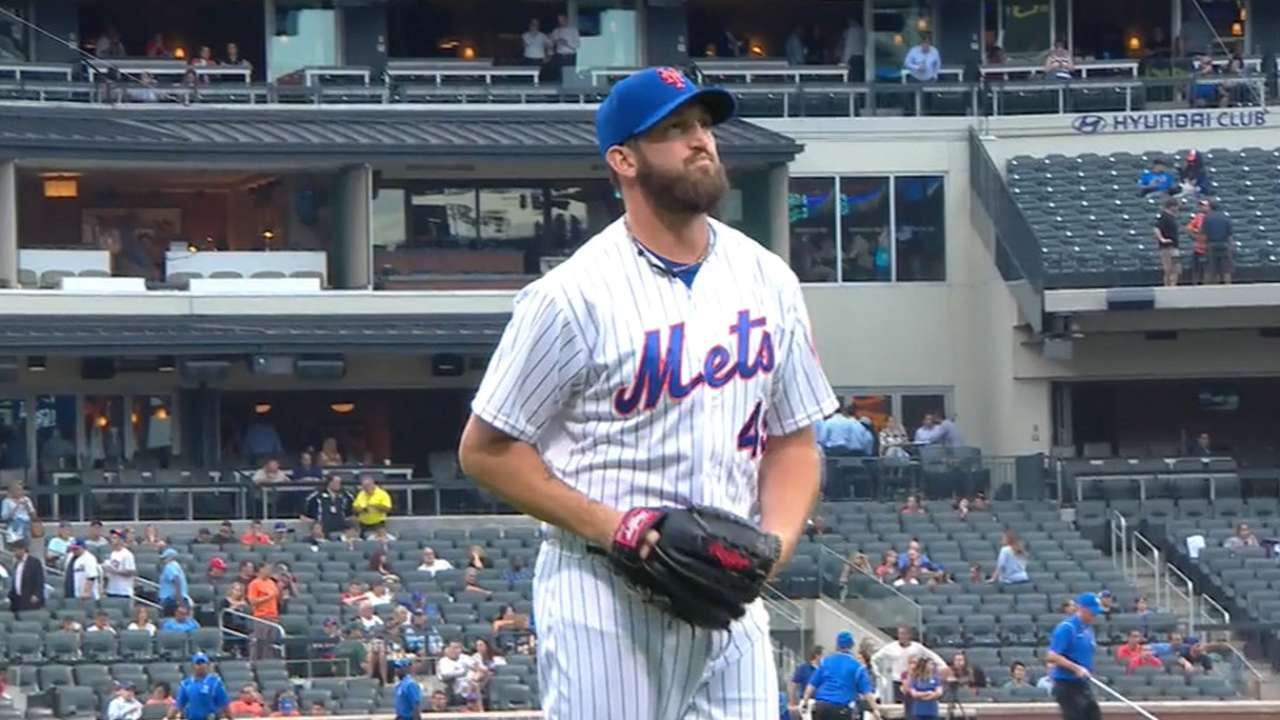 Niese gets the win