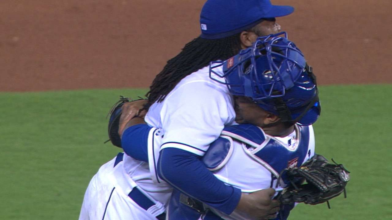 Royals went out and found their ace in Cueto