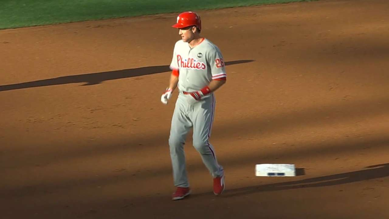 Evans confirms Giants made offer for Utley