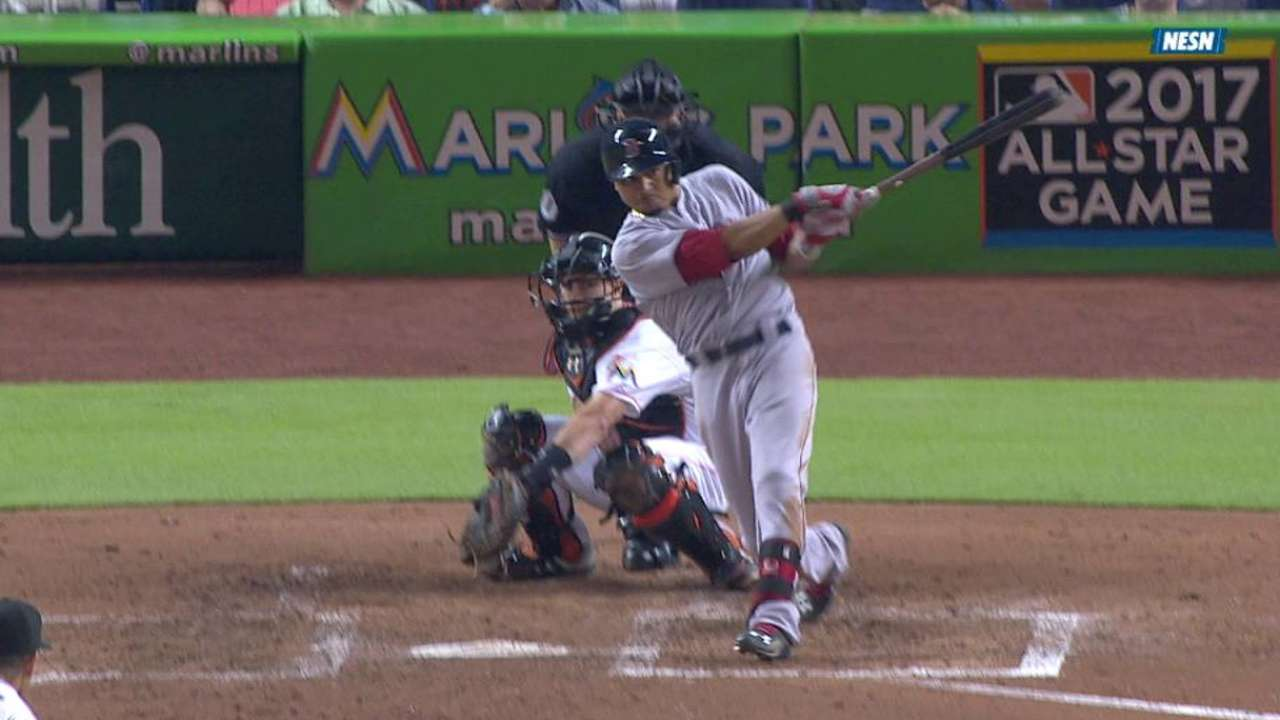 Betts makes smooth return from DL