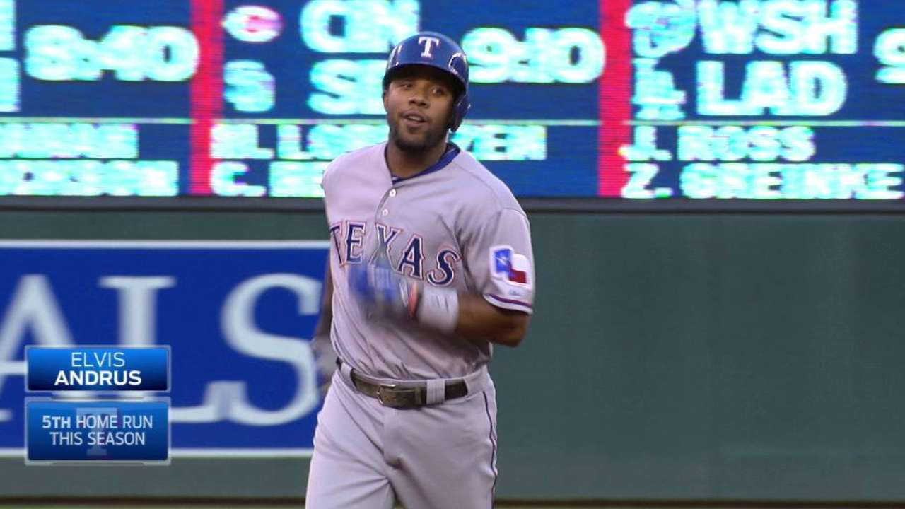 Andrus' two-run shot