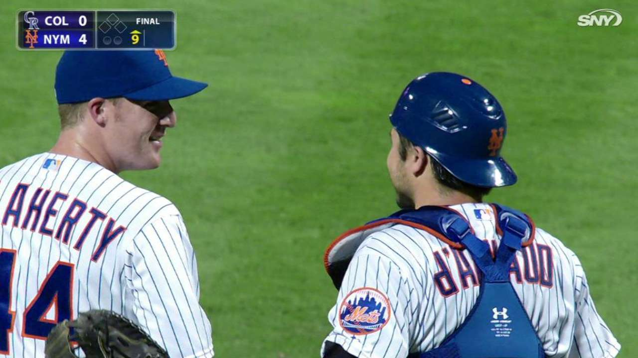 Mets set franchise record