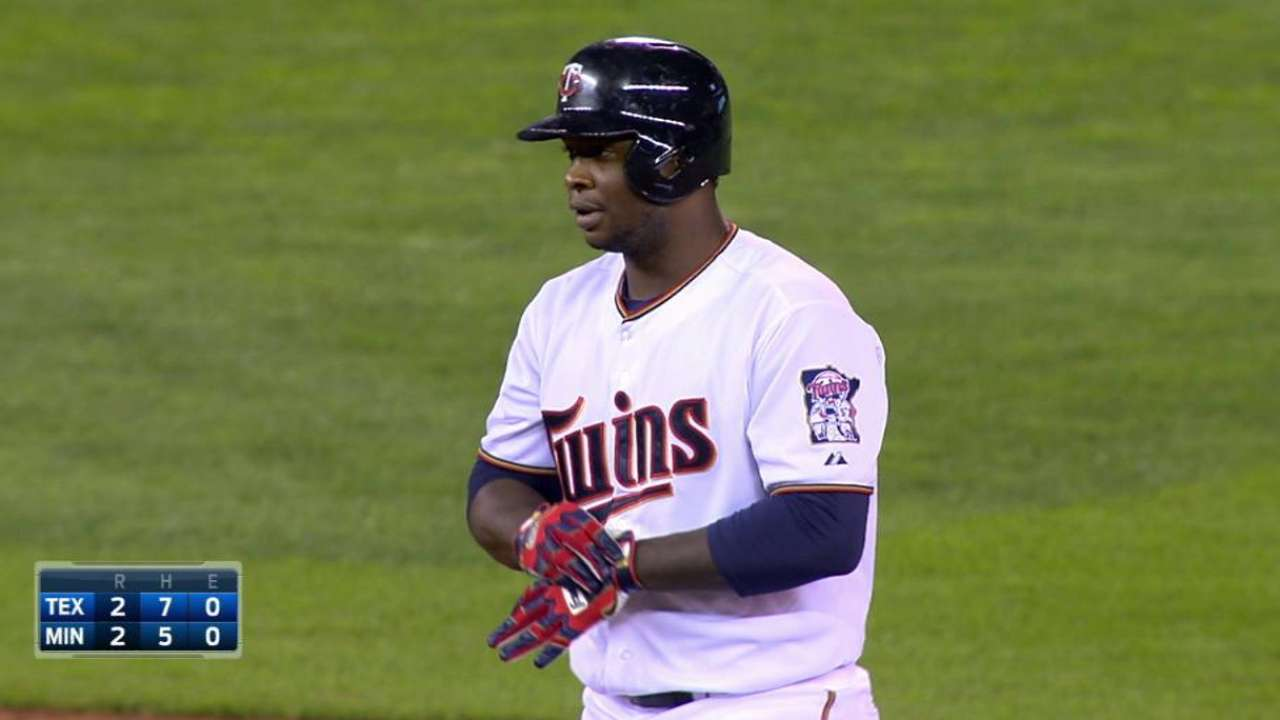 Sano's game-tying double