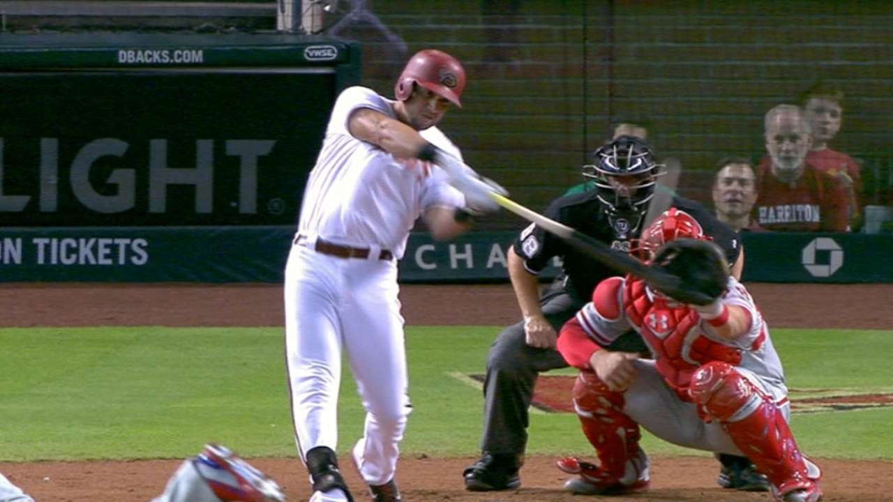 Sizzling D-backs erupt in 2nd for 11 runs