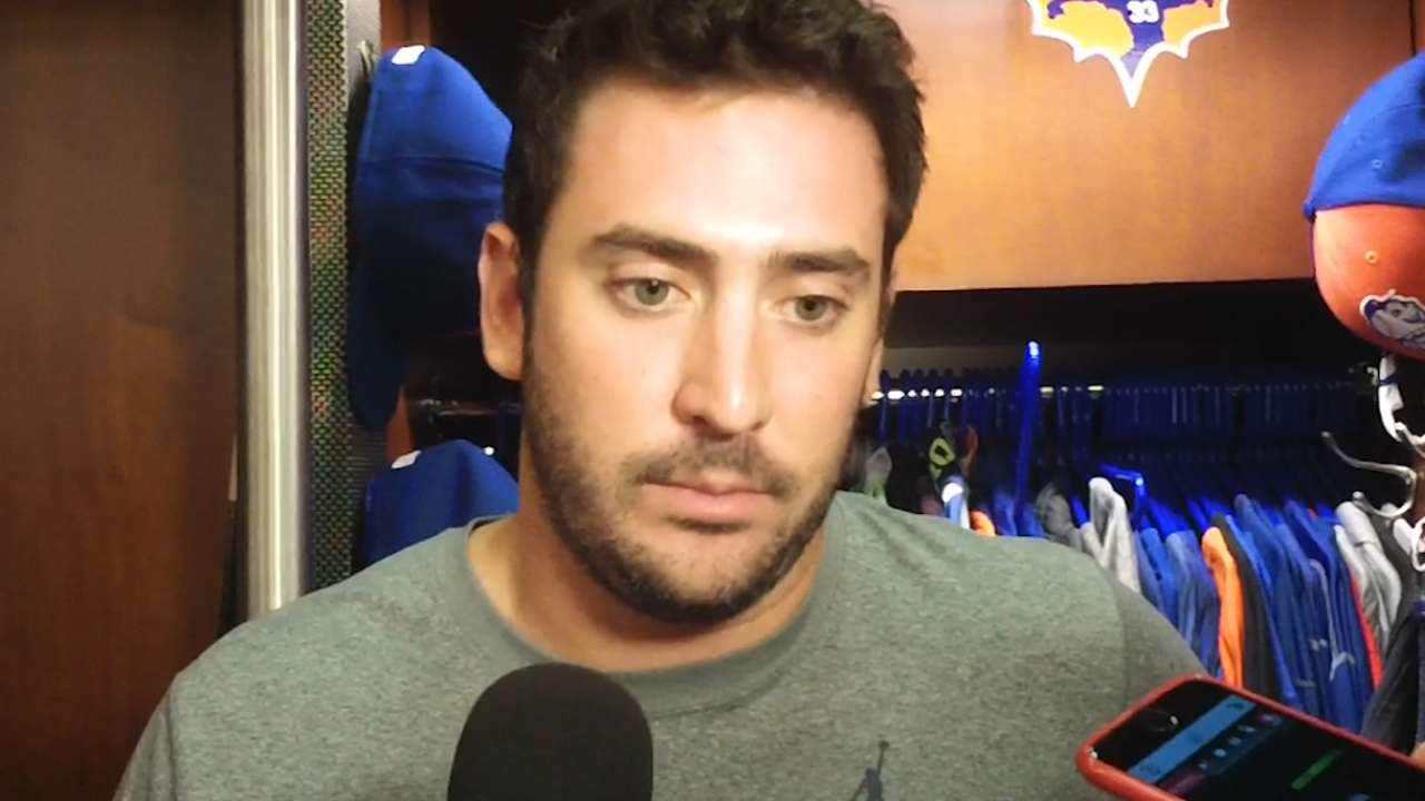 Mets players on win vs. Rockies