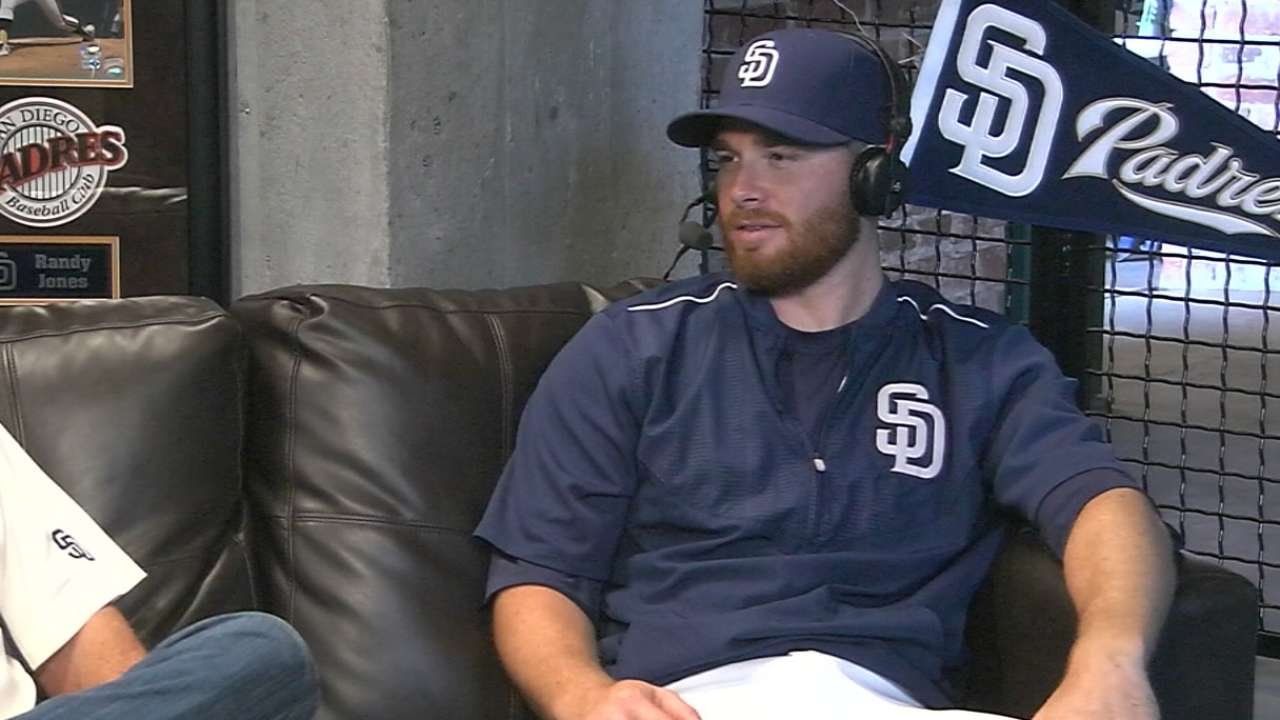Kennedy on daughter's birth, recent pitching improvement