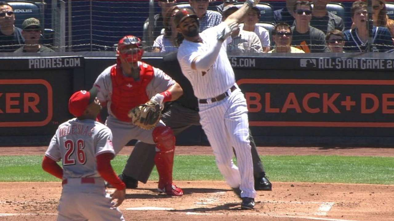Kemp's three-run homer