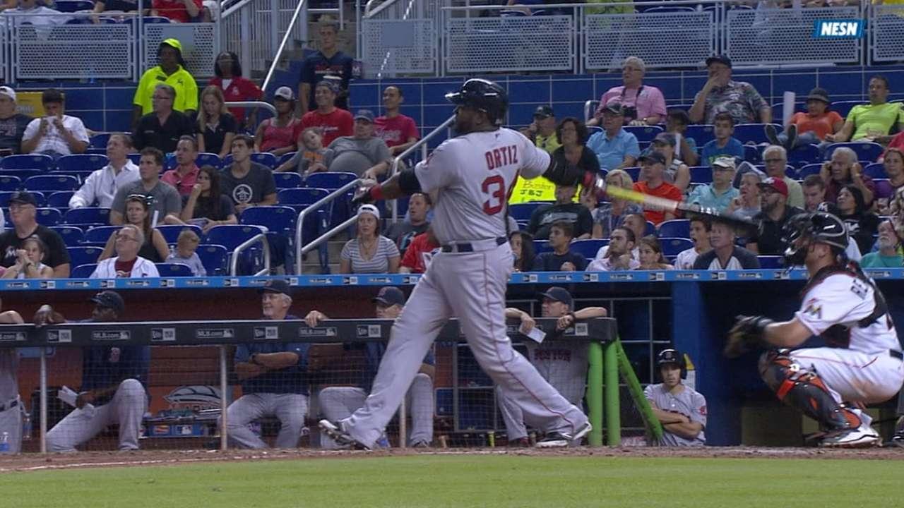Papi's two home runs