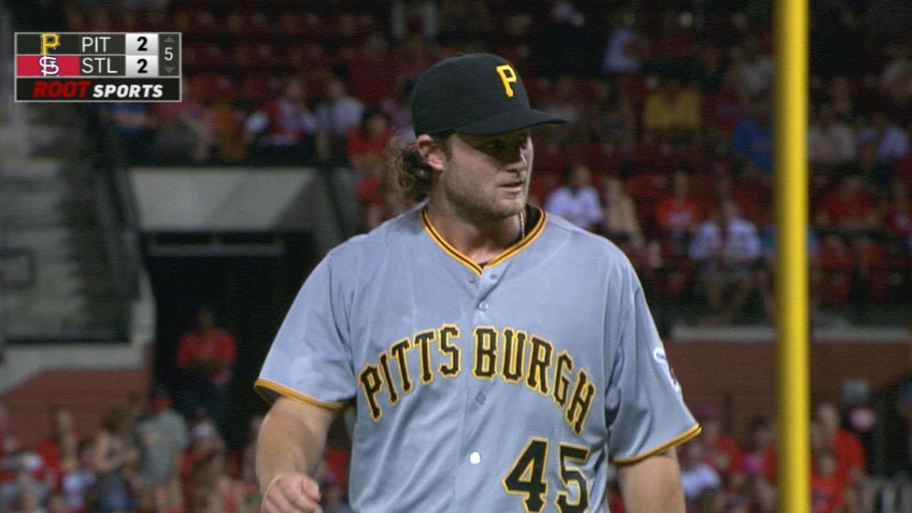 Bucs adjust rotation, lining up Cole vs. Cards