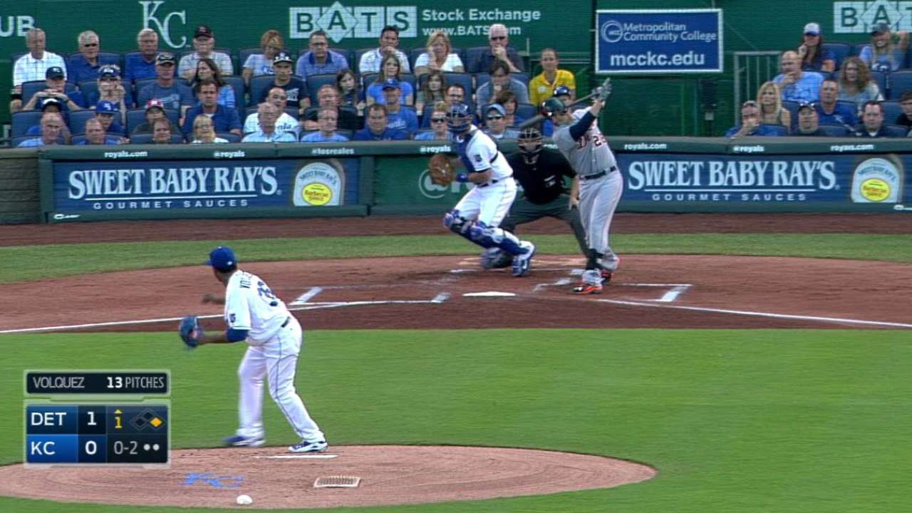Yost takes blame for Volquez's lengthy 8th