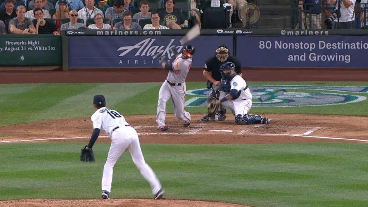 MLB Central: Iwakuma's no-hitter