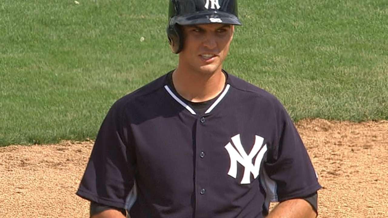 Yankees call up Bird
