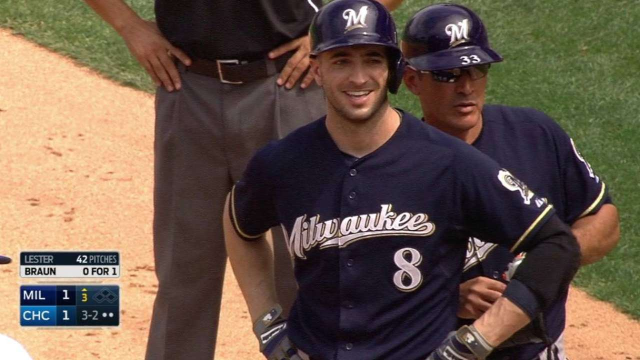 Brewers battling through 'difficult moment'