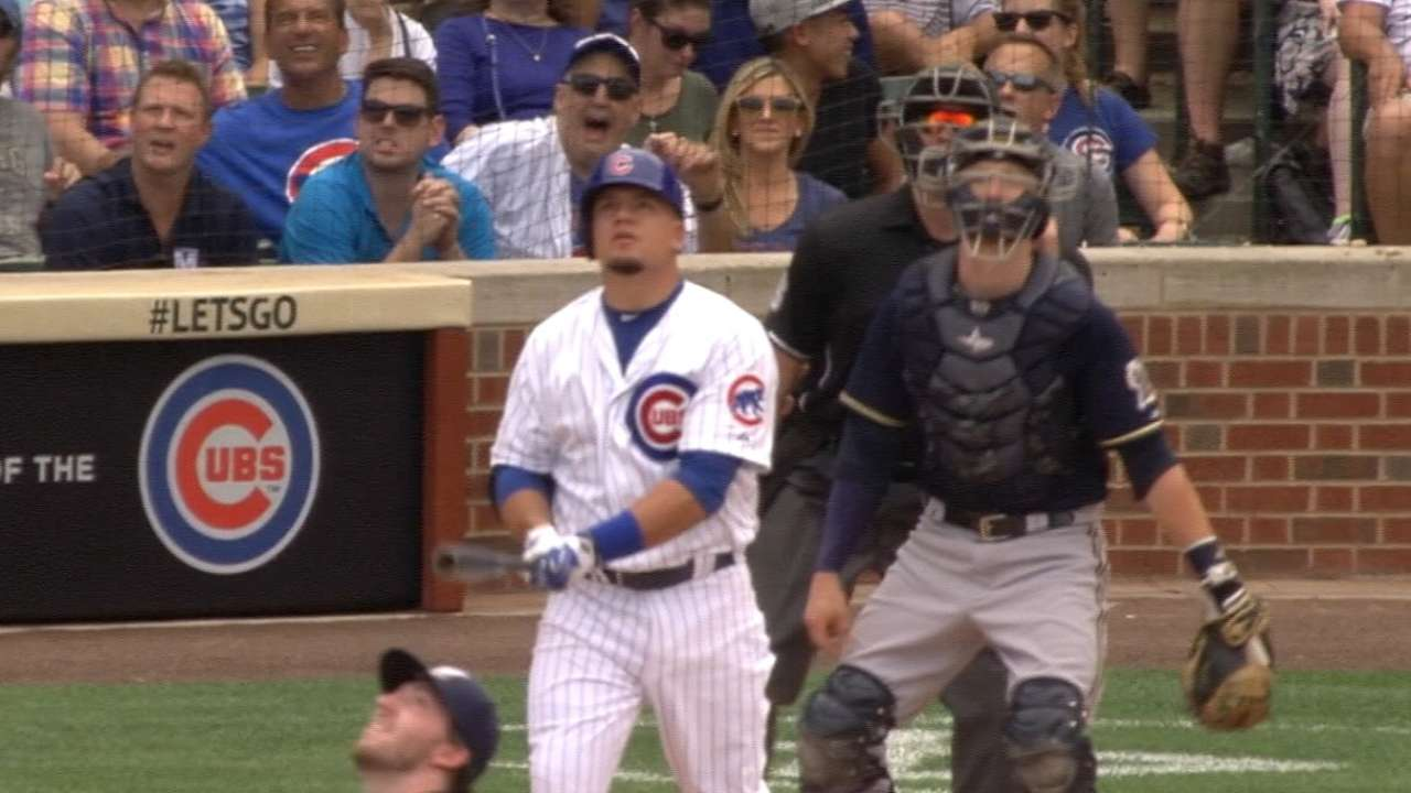 Cubs go back-to-back