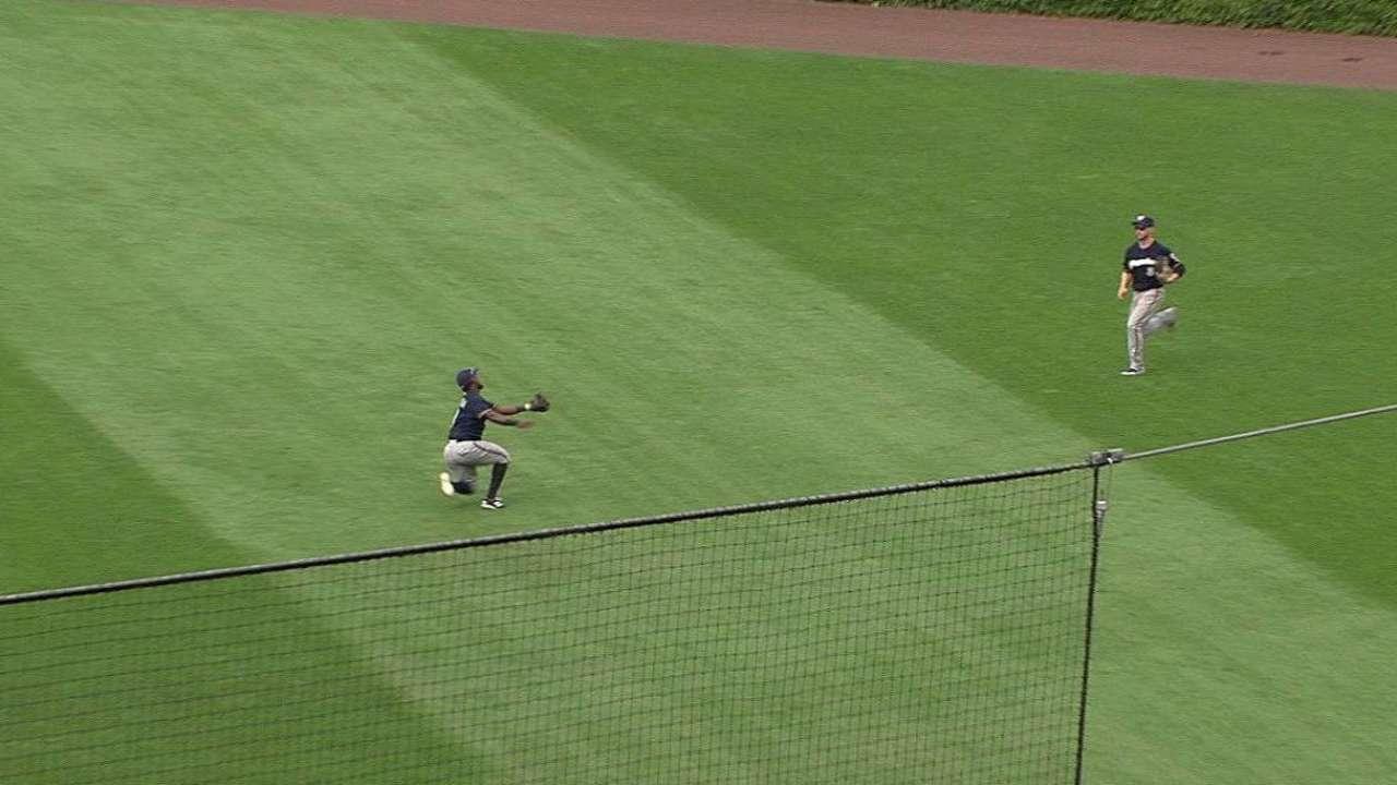 Herrera's sliding catch