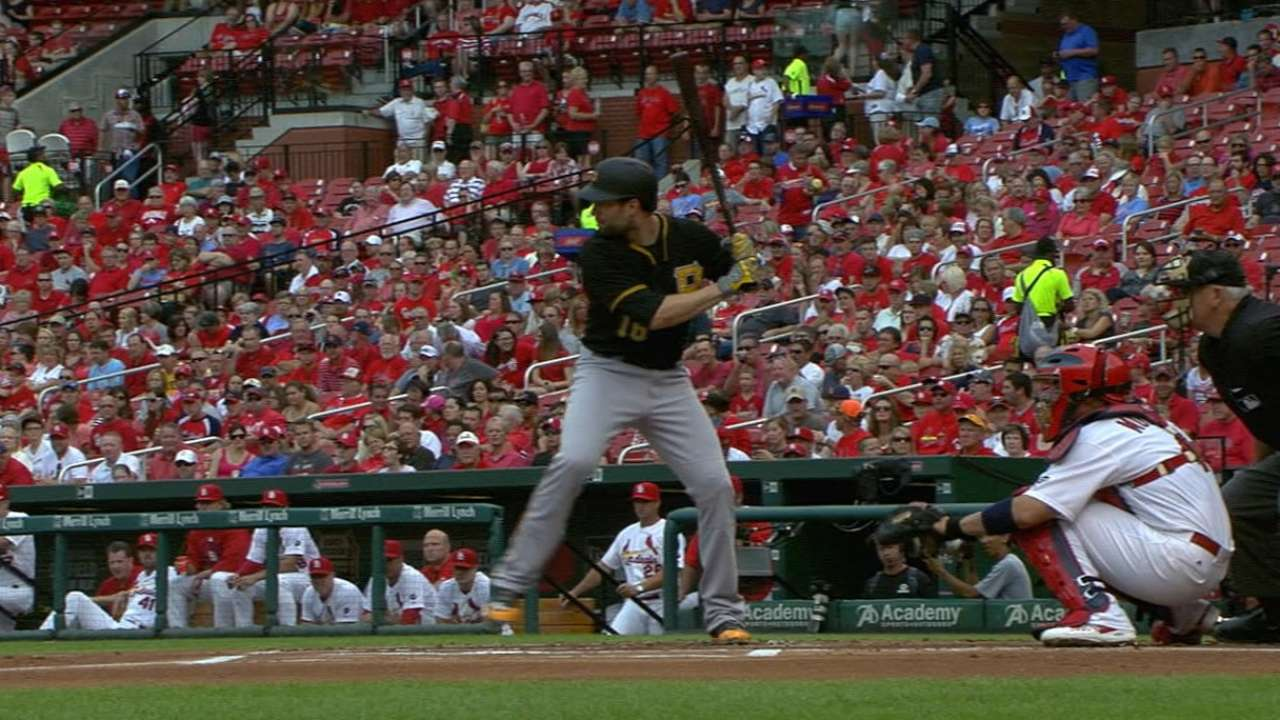 Bucs ride quick 7-run strike to win over Cards