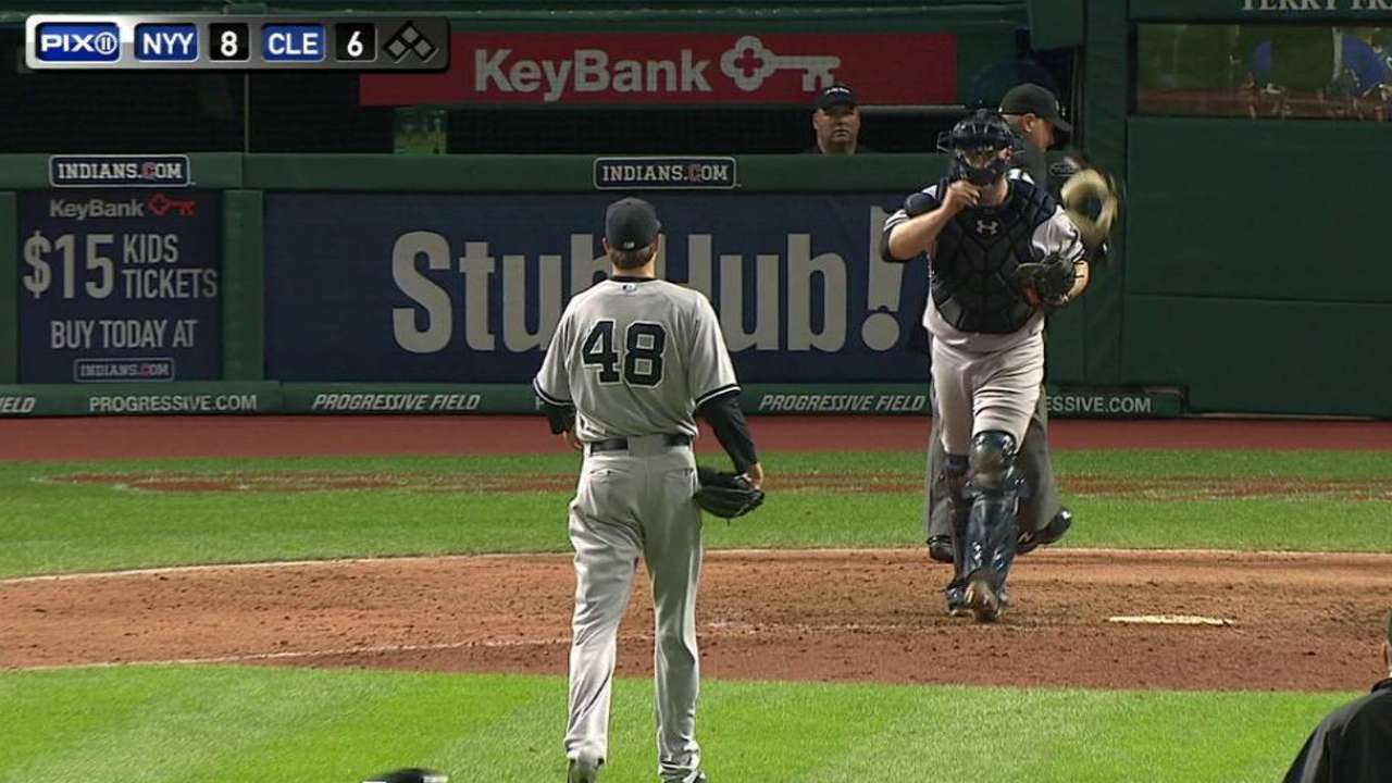 Miller earns the save