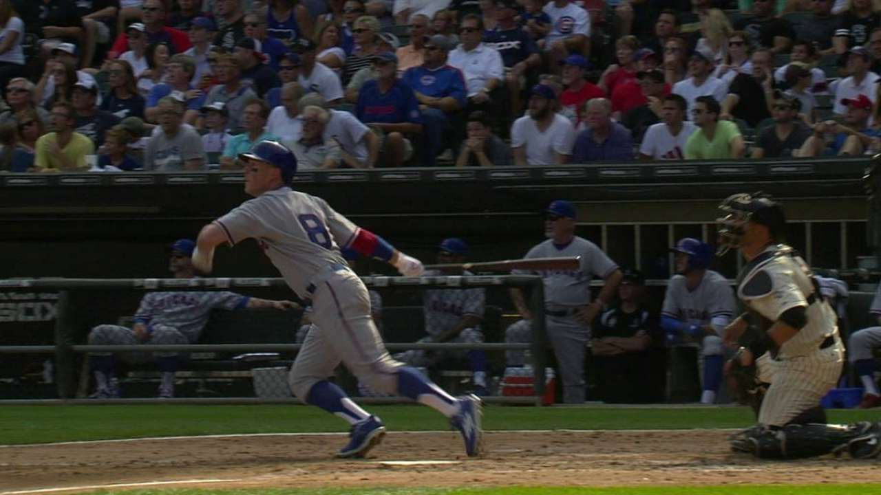 Cubs edge White Sox for eighth straight win