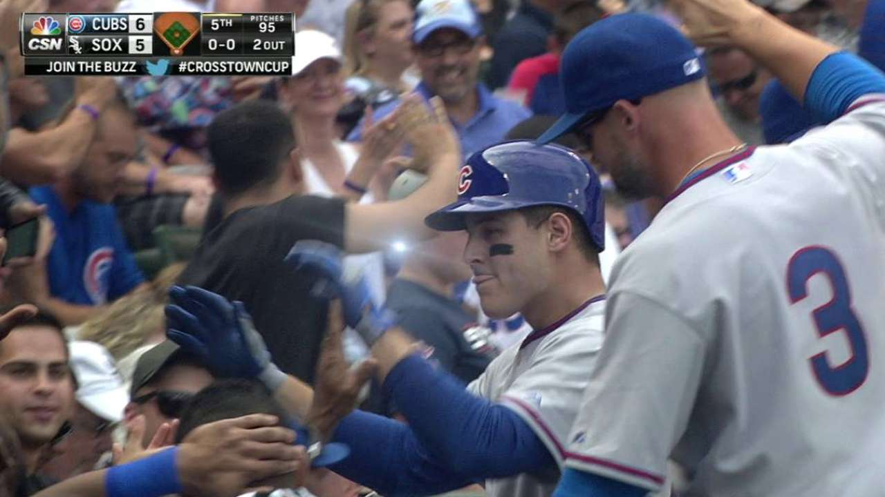 Rizzo's back-to-back jack
