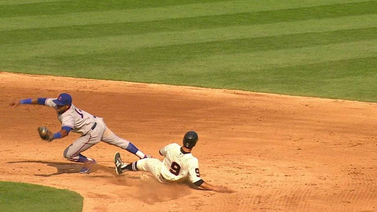 Russell's sliding stop